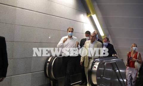 Πάνω από 63.000 επιβάτες θα χρησιμοποιούν από αύριο τους νέους σταθμούς Μετρό