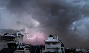Έκτακτο δελτίο ΕΜΥ: Ιούλιος με καταιγίδες και χαλάζι - Πού θα είναι έντονα τα φαινόμενα (2)