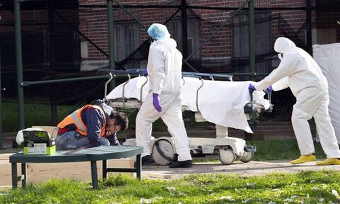 Κορονοϊός ΗΠΑ: 357 θάνατοι και σχεδόν 55.000 νέα κρούσματα σε 24 ώρες