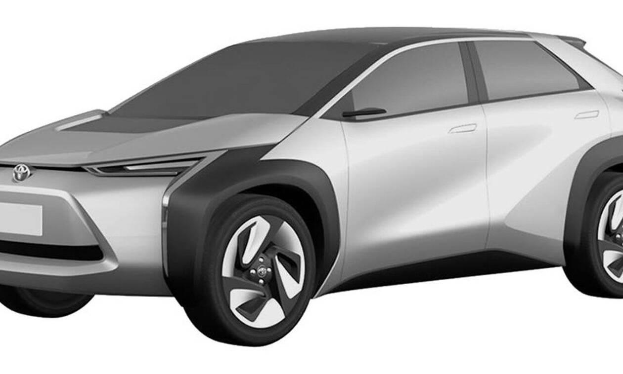 Μικρό ηλεκτρικό crossover έχει στα σκαριά η Toyota