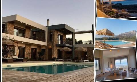 Ο ξενοδοχειακός παράδεισος πασίγνωστων Ελλήνων ηθοποιών θα σε τρελάνει