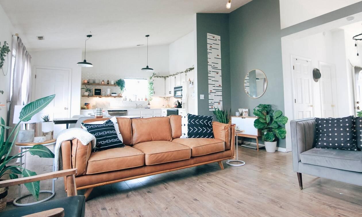 5 τρόποι να ανανεώσεις το σπίτι σου χωρίς να ξοδέψεις πολλά χρήματα