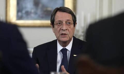 Αναστασιάδης: Να αναλογιστεί η Ευρώπη τι από ενδεχομένη ανοχή μπορεί να εκθρέψει (vid)