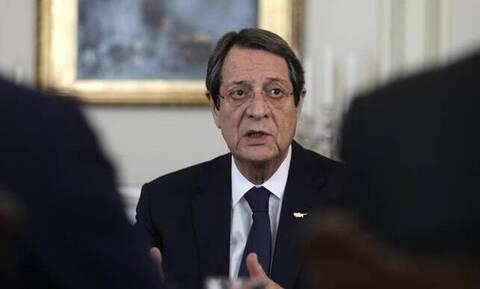 Анастасиадис: Турция действует по своим собственным законам