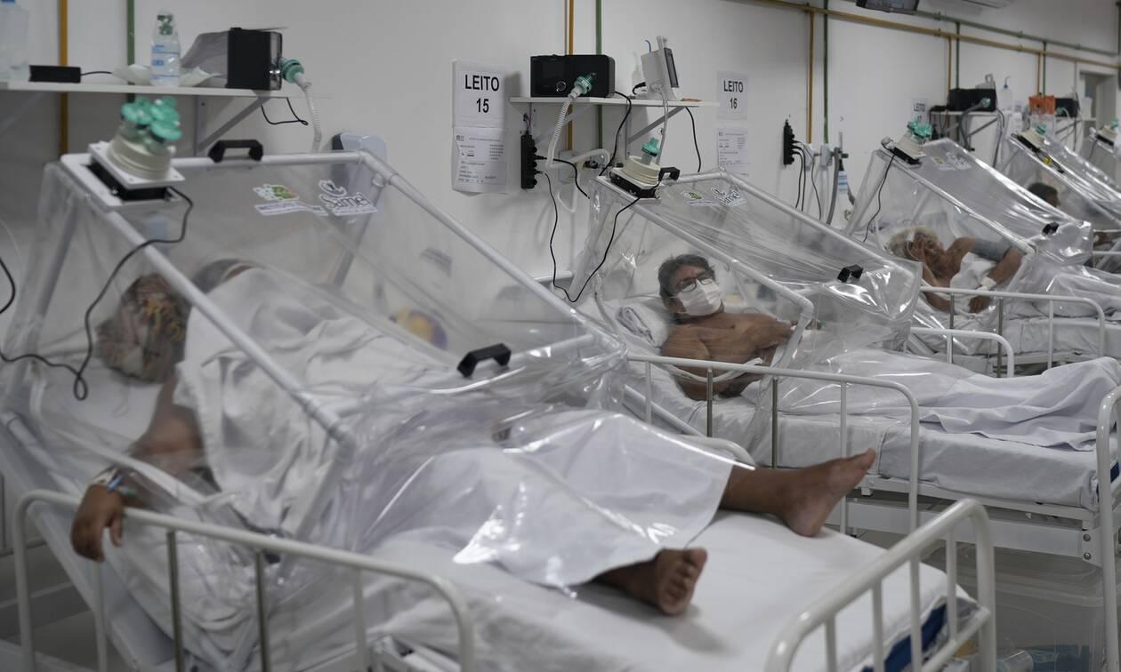Kορονοϊός: Νέα μελέτη για την υδροξυχλωροκίνη και τα αποτελέσματά της