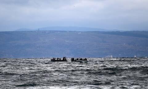 Τουρκία: Αναχαιτίσθηκε πλοίο με 276 μετανάστες που ήθελαν να φθάσουν στην Ελλάδα