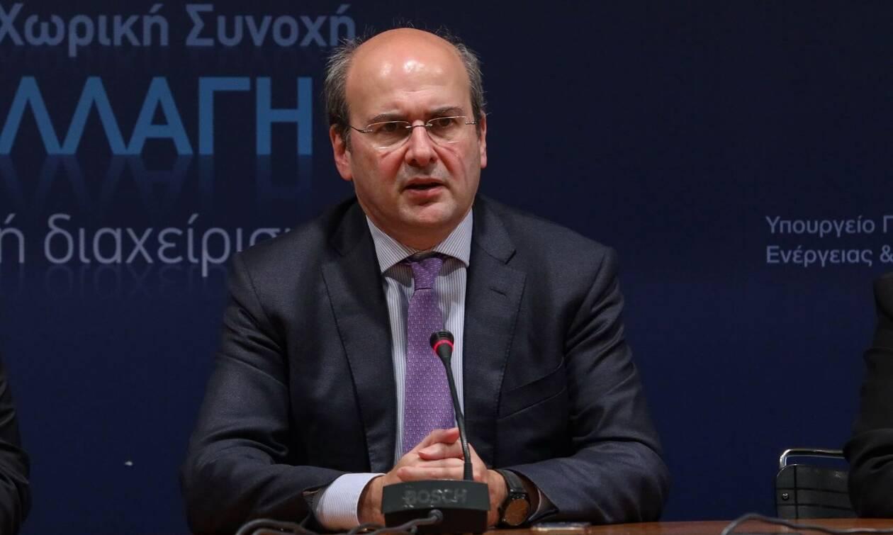 Κωστής Χατζηδάκης: Ένας χρόνος σκληρής δουλειάς και μεταρρυθμίσεων στο Υπουργείο Περιβάλλοντος