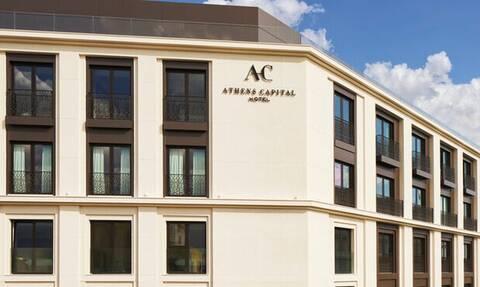 Athens Capital Hotel: To πρώτο MGallery Hotel στην Ελλάδα ανοίγει τις πόρτες του την 1η Σεπτεμβρίου