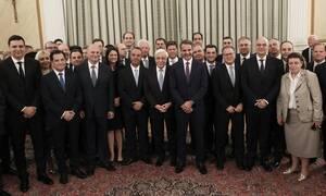 Δημοσκόπηση: Η σύγκριση υπουργών της κυβέρνησης ΝΔ με αυτούς του ΣΥΡΙΖΑ