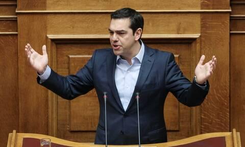 LIVE: Η ομιλία του Αλ. Τσίπρα στην ΚΟ του ΣΥΡΙΖΑ