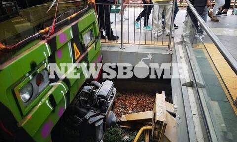 Ατύχημα ΗΣΑΠ - Κηφισιά: Εξιτήριο για τους πέντε από τους οκτώ τραυματίες