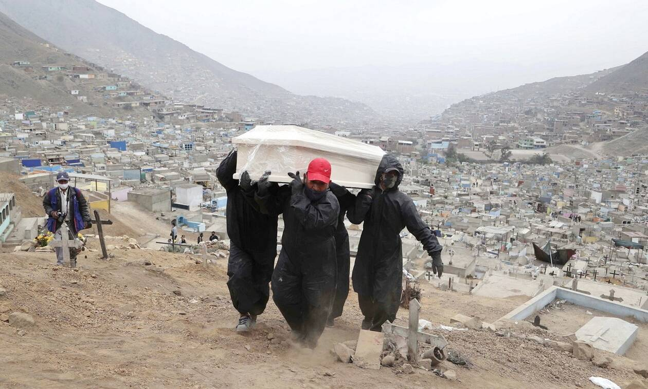 Κορονοϊός: Σχεδόν 140.000 νεκροί και πάνω από 3 εκατ. κρούσματα στη Λατινική Αμερική
