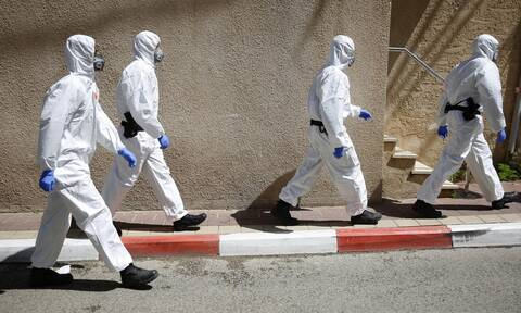 Κορονοϊός στο Ισραήλ: Νέο ρεκόρ 1.473 κρουσμάτων μόλυνσης σε 24 ώρες