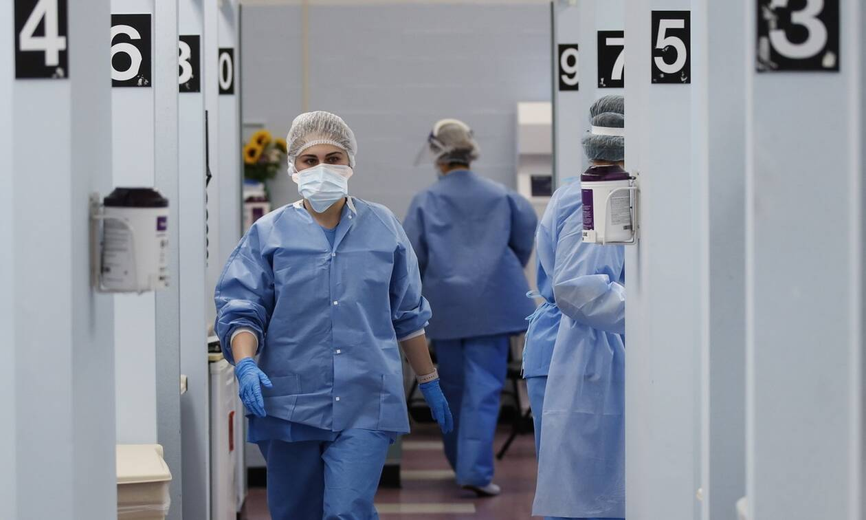 Κορονοϊός στις ΗΠΑ: Πάνω από 1.100 νεκροί και 60.000 νέα κρούσματα σε 24 ώρες