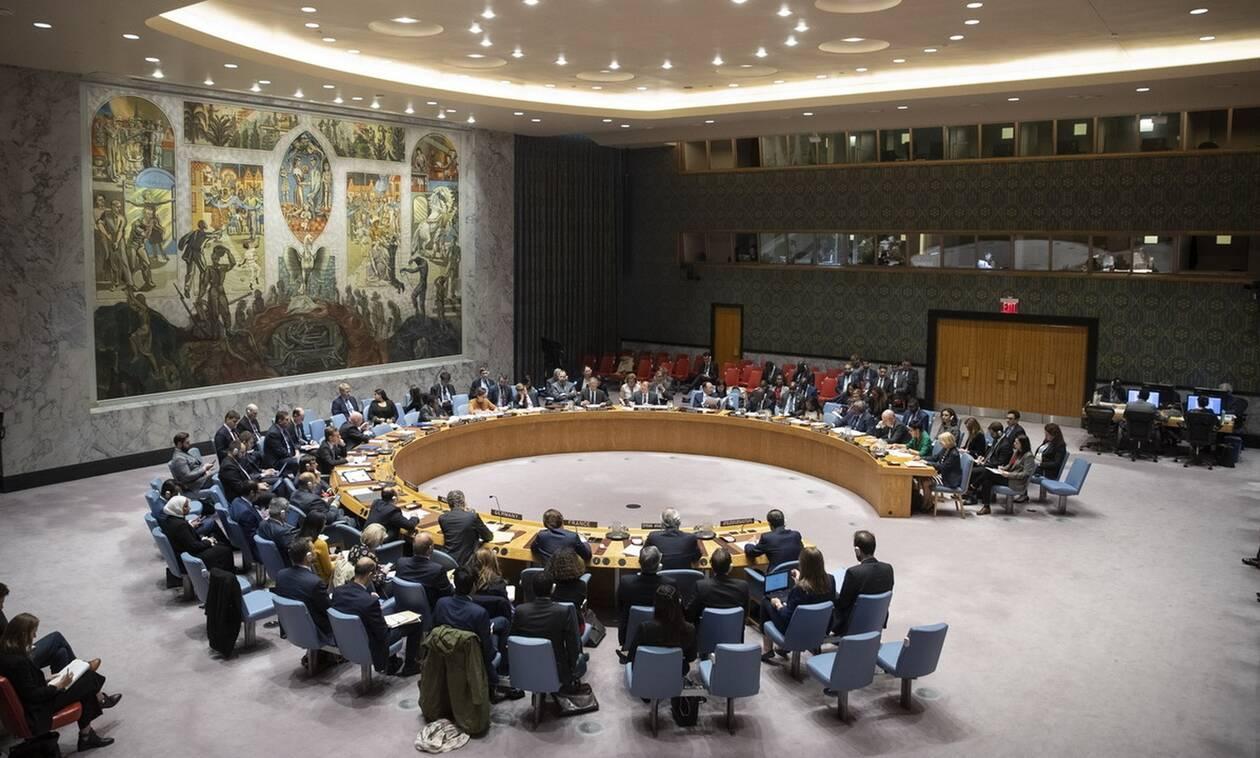 Συμβούλιο Ασφαλείας: Βέτο από Ρωσία και Κίνα στη βοήθεια μέσω Τουρκίας στη Συρία