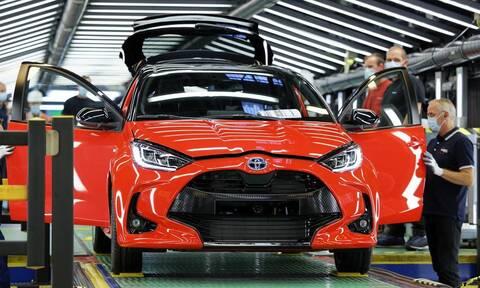 Το νέο Toyota Yaris έρχεται στην Ελλάδα το Σεπτέμβριο