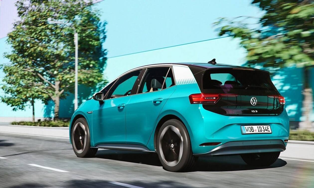 Το ηλεκτρικό VW ID. 3 ίσως αποκτήσει και σπορ έκδοση «R»