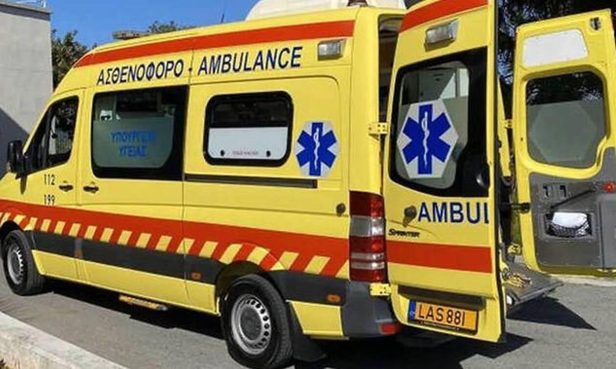 Σοβαρό τροχαίο στην Κύπρο - Δύο άτομα στο νοσοκομείο
