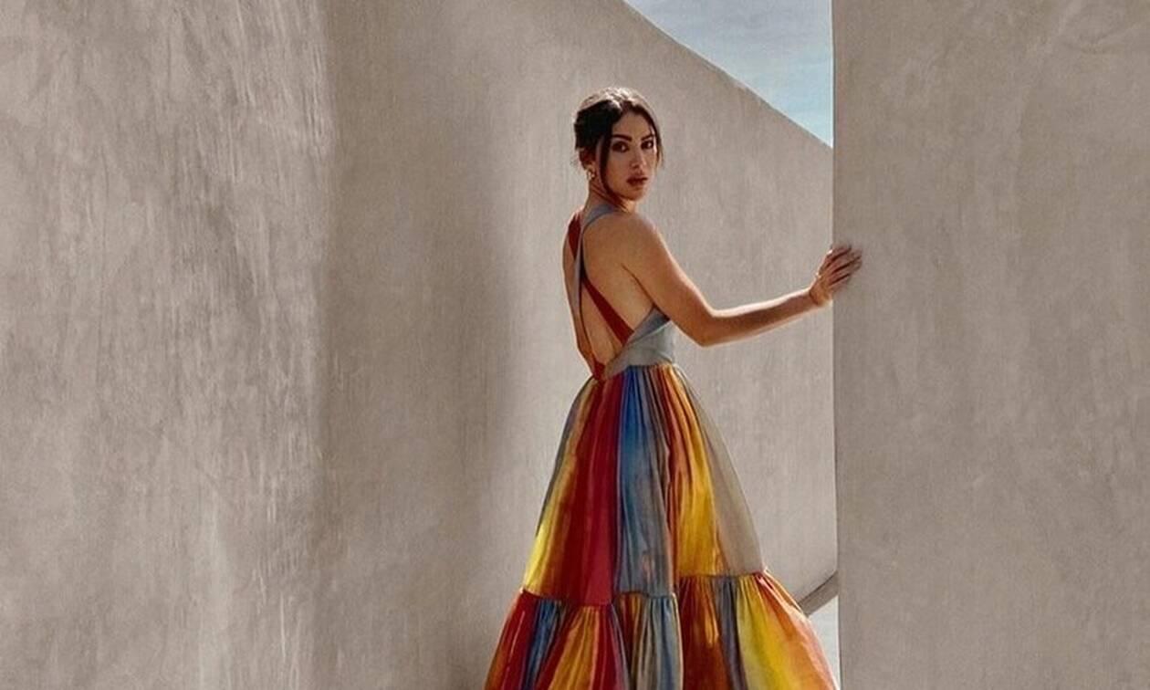 Αυτά είναι τα ωραιότερα φορέματα με prints για το φετινό καλοκαίρι