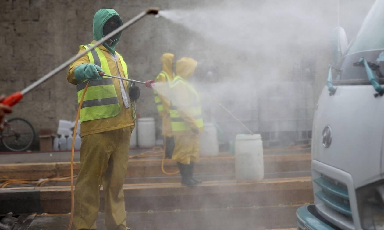 Κορονοϊός: Θερμαινόμενο φίλτρο αέρα μπορεί να σκοτώσει τον ιό