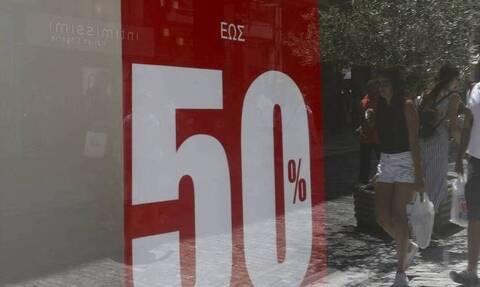 Θερινές εκπτώσεις 2020: Πότε ξεκινούν - Ποια Κυριακή θα είναι ανοιχτά τα καταστήματα
