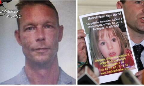 Μαντλίν: Απειλές για τη ζωή του δέχεται ο παιδόφιλος από συγκρατούμενούς του