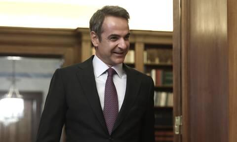 Στην εκδήλωση για την ανάληψη της προεδρίας του Συμβουλίου της Ευρώπης ο Μητσοτάκης