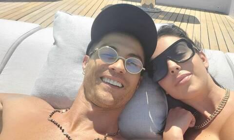Η σύντροφος του Cristiano Ronaldo «ρίχνει» το Instagram για μια ακόμα φορά
