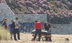 В Греции в Пирее на набережной обнаружен труп мужчины