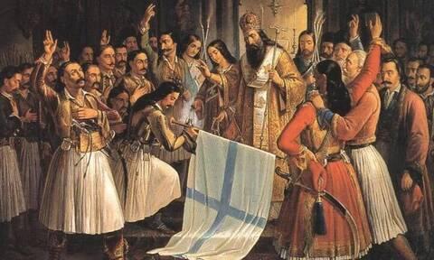 Αποκαλυπτική δημοσκόπηση για το 1821: Τι ξέρουν οι Έλληνες για την Επανάσταση