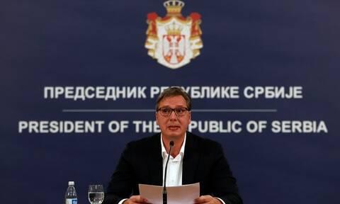 Σερβία: Ο Βούτσιτς απέσυρε την απόφαση για lockdown εν μέσω αντιδράσεων