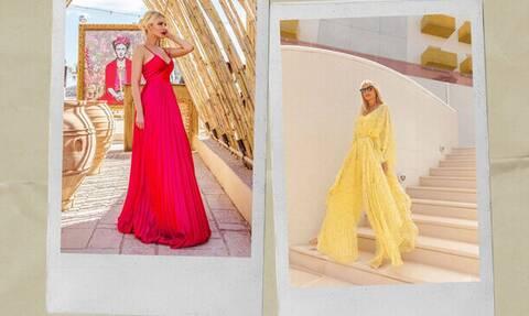 Oι Ελληνίδες celebs ψωνίζουν πλέον μόνο αυτά τα φορέματα