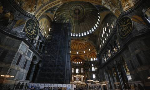 N.Y. Times: Παγκόσμια ανησυχία για την μετατροπή της Αγίας Σοφίας σε τζαμί