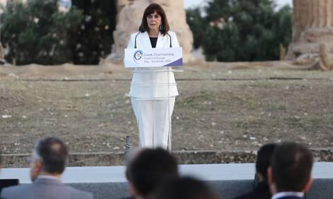 Σακελλαροπούλου: Η Ελλάδα έγινε διεθνές πρότυπο διαχείρισης της υγειονομικής κρίσης