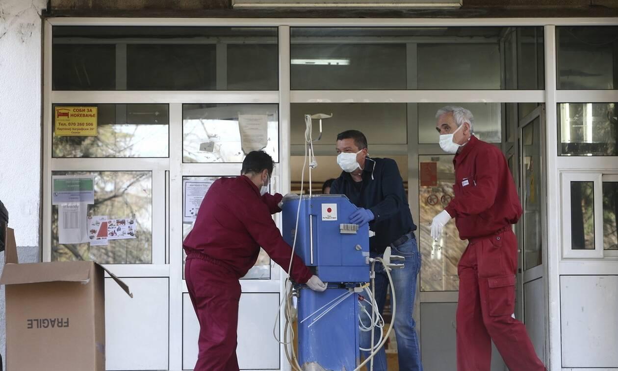 Κορονοϊός στα Σκόπια: Υποχρεωτικά τεστ Σέρβους, Κοσοβάρους, Μαυροβούνιους και Βόσνιους