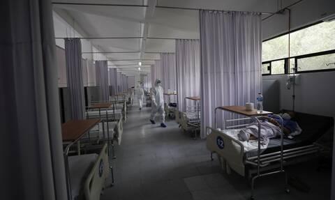 Κορονοϊός στο Μεξικό: 782 θάνατοι και ρεκόρ 6.995 νέων κρουσμάτων σε 24 ώρες