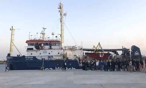Μεταναστευτικό: Οι ιταλικές αρχές κατέσχεσαν το πλοίο Sea-Watch 3