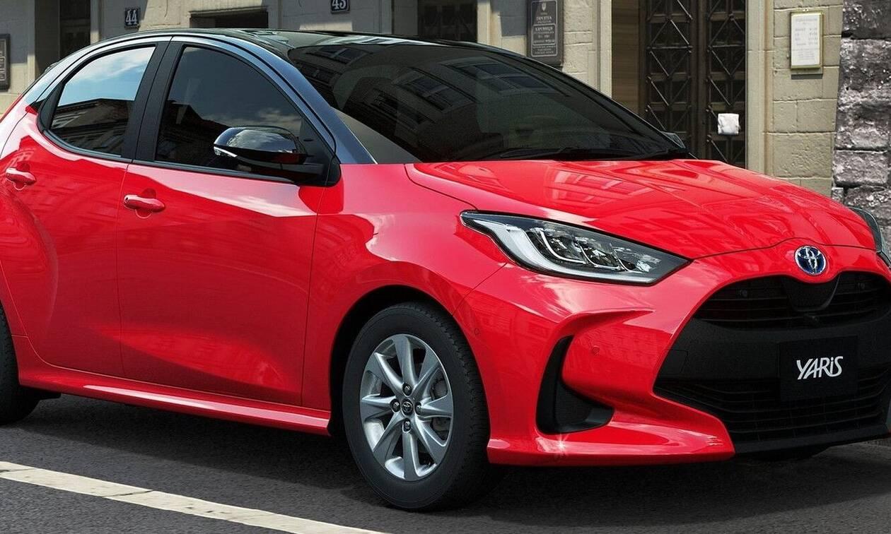 Από πόσα λέτε ότι θα ξεκινά το νέο Toyota Yaris στην Ελλάδα;