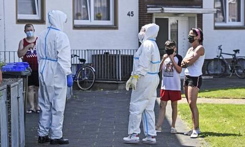 Κορονοϊός - Γερμανία: 12 νεκροί και 442 κρούσματα σε ένα 24ωρο