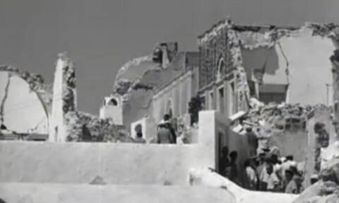 Αμοργός: Ο μεγαλύτερος σεισμός στην Ευρώπη - Τα 7,5 ρίχτερ που έφεραν 20 μέτρα τσουνάμι