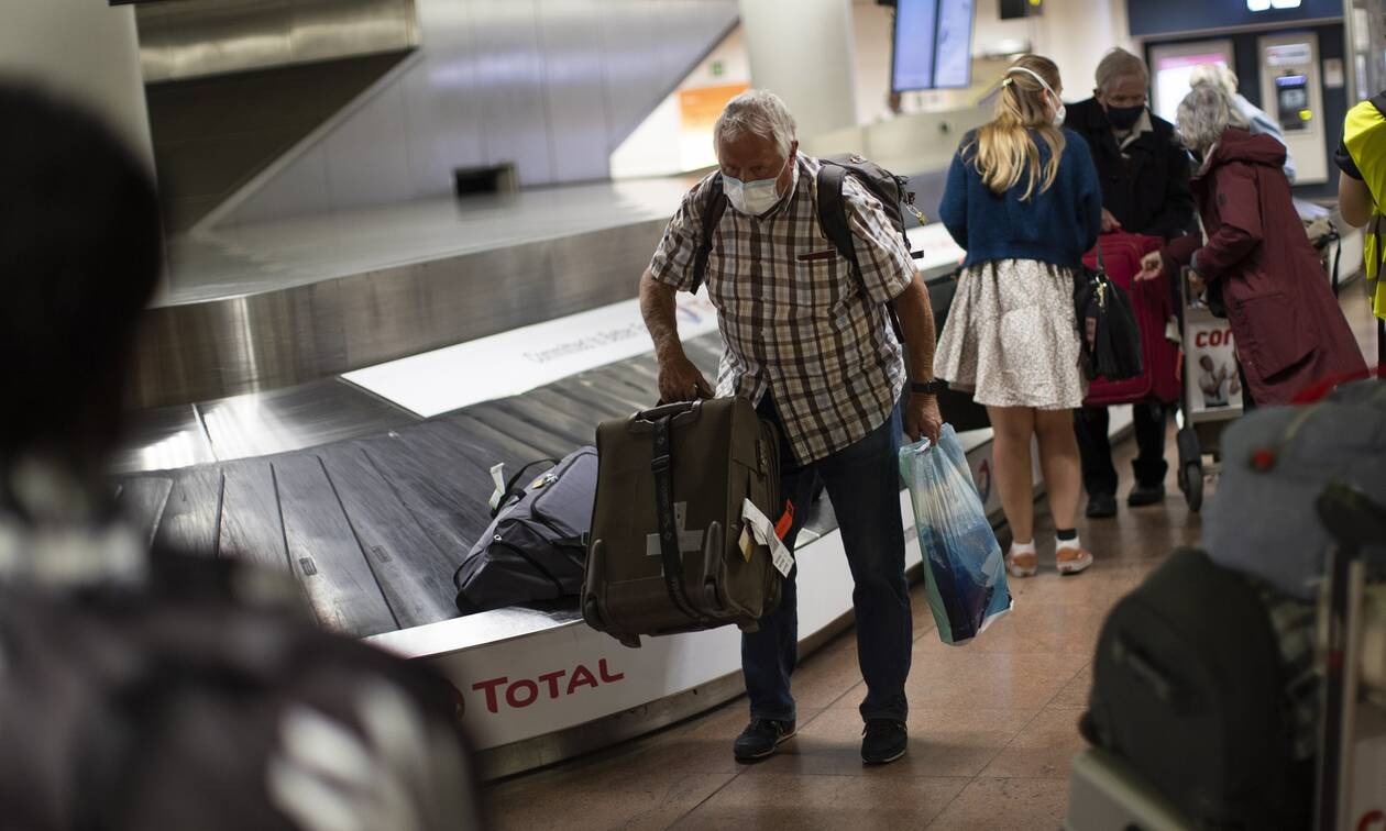 Βέλγιο: Καραντίνα και τεστ σε ταξιδιώτες από την Ελλάδα - Θέμα ωρών οι νέες λίστες