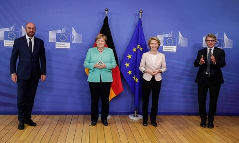 NextGenerationEU με το βλέμμα στο μέλλον για τις οικονομίες της Ε.Ε