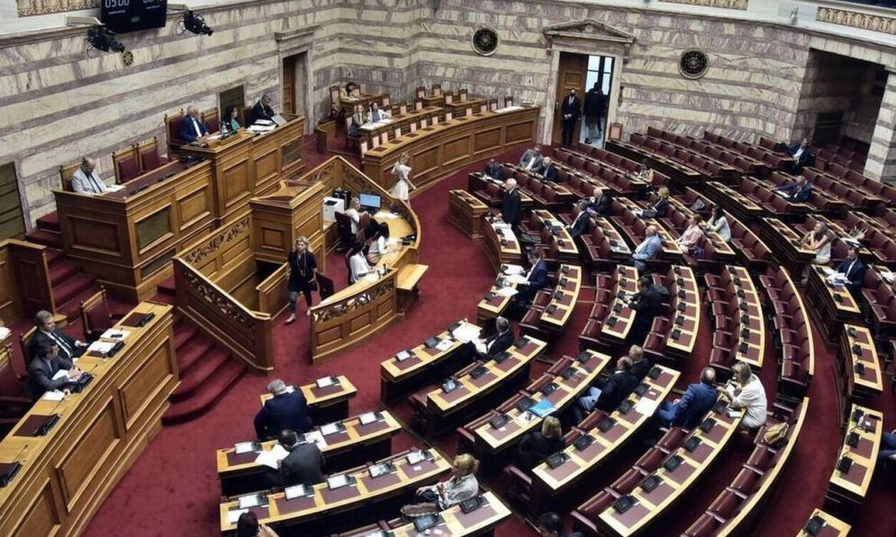 Live από τη Βουλή η συζήτηση για το νομοσχέδιο για τις πορείες