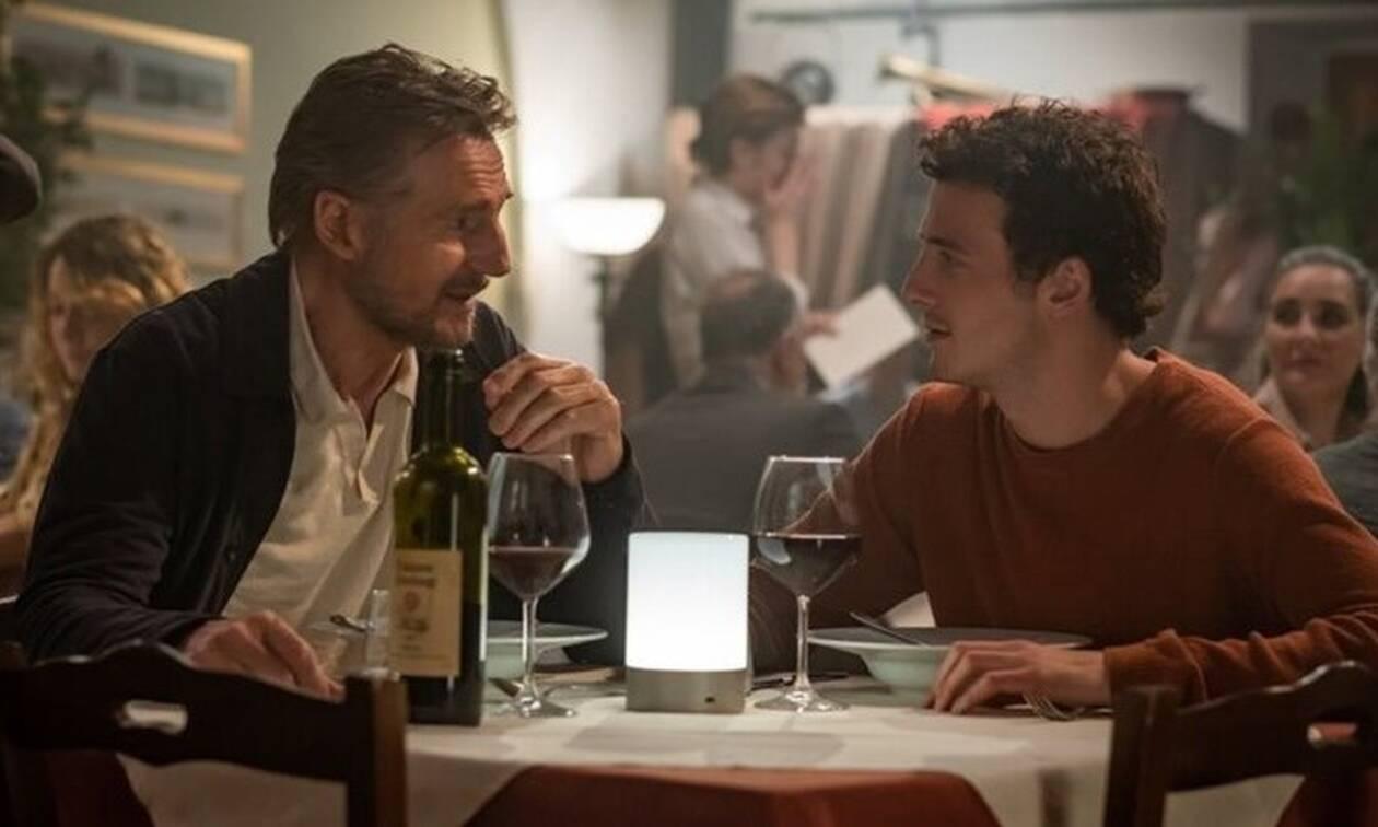 Liam Neeson: Με τον γιο του στο πλευρό του στην νέα του ταινία (vid)