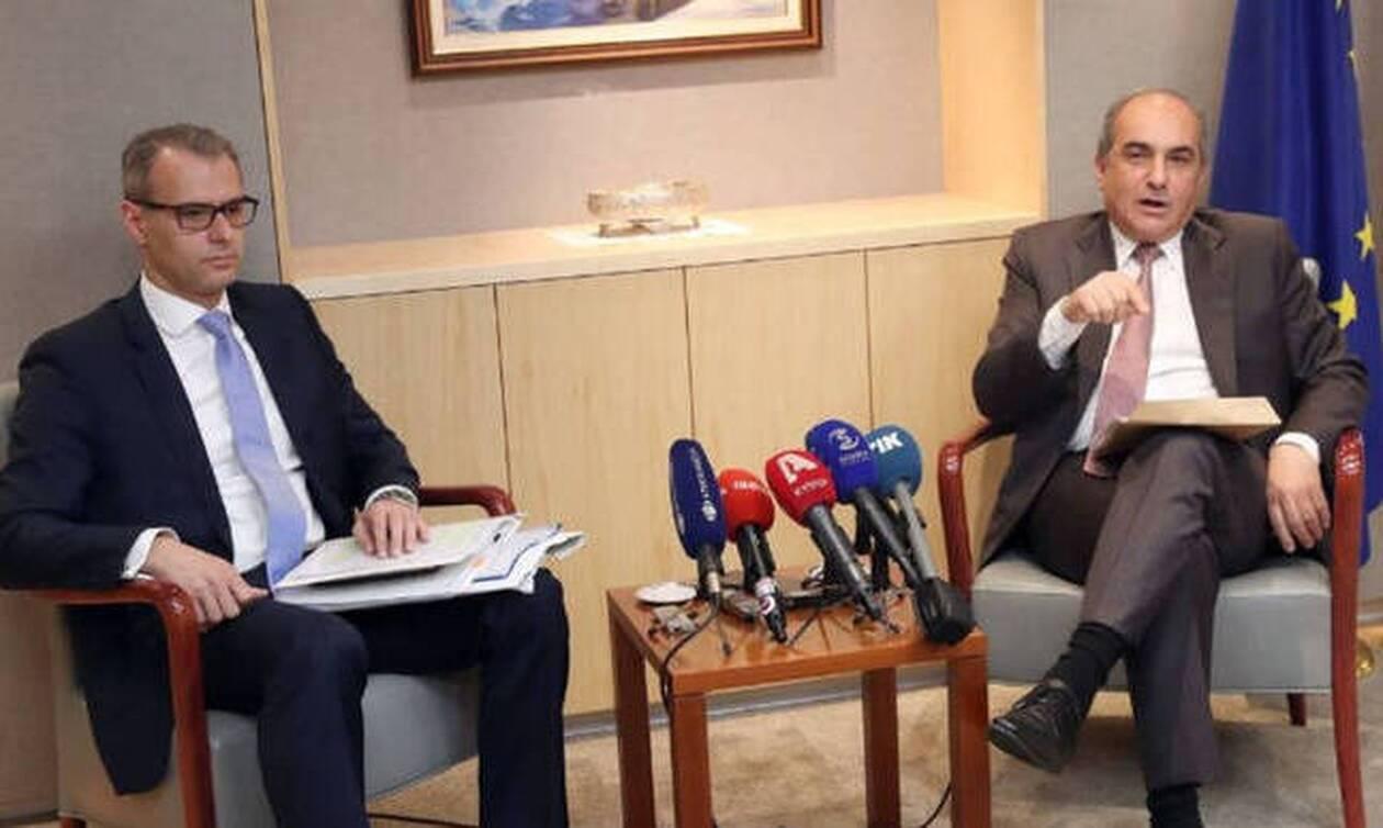 Κύπρος - Παραλήφθηκε από τον Συλλούρη η λίστα Γιωρκάτζη