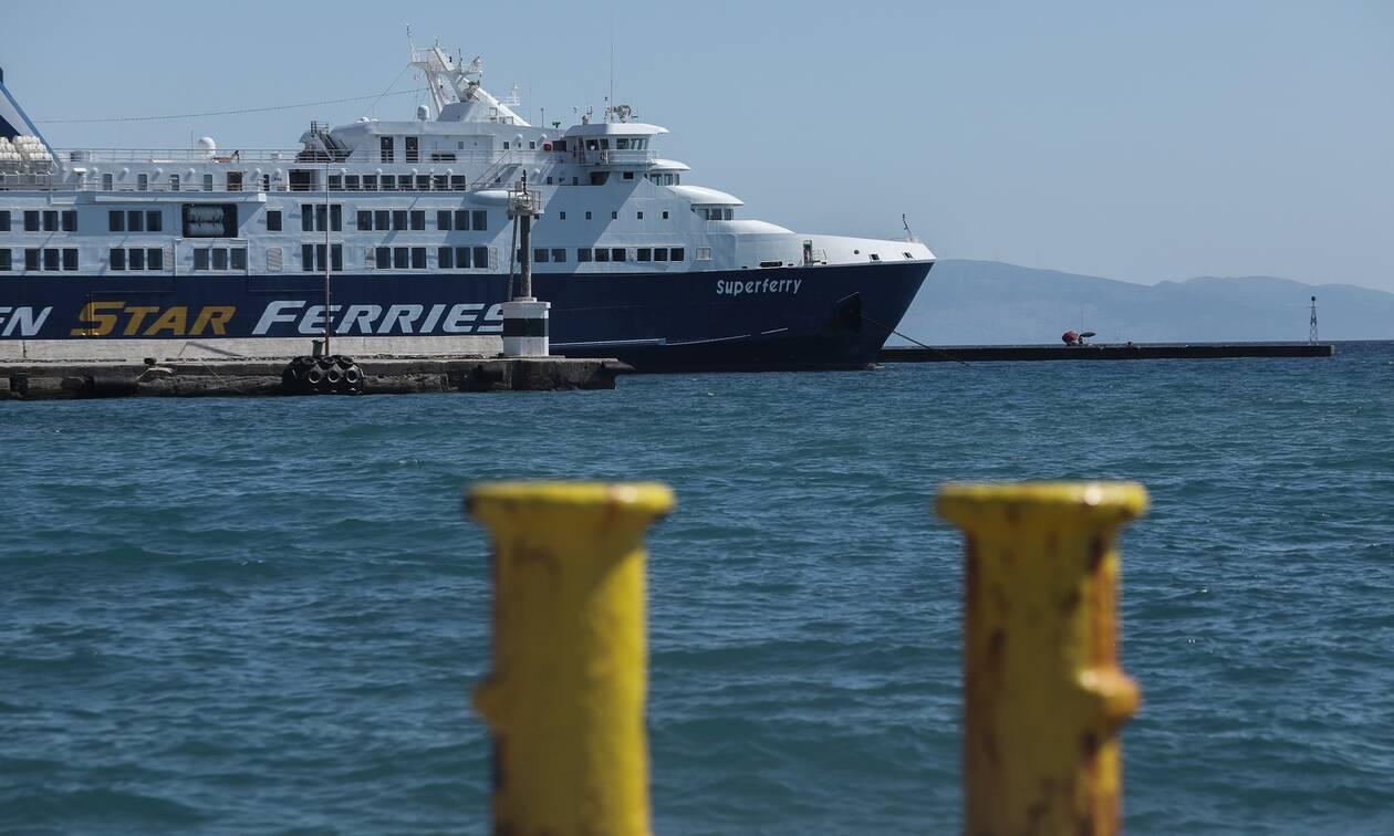 Μηχανική βλάβη στο επιβατηγό πλοίο Superferry: Ταλαιπωρία για 191 επιβάτες