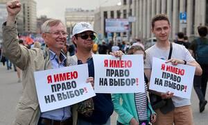 "В Москве и Петербурге из-за COVID-19 не разрешили митинги кампании ""Нет!"" против поправок"