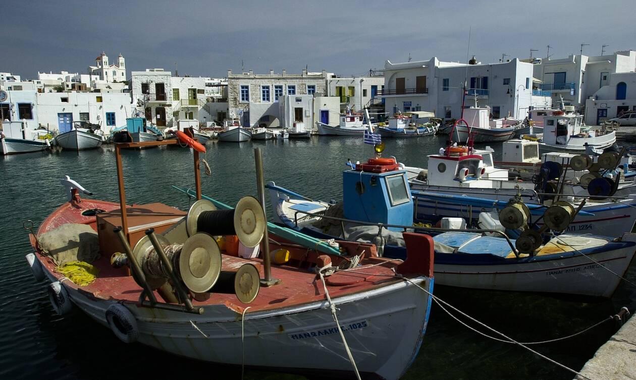 Travel + Leisure: Καλύτερο νησί της Ευρώπης η Πάρος