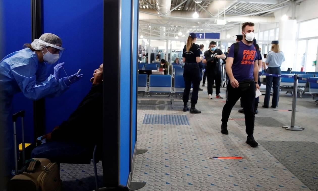 Κορονοϊός: 50 νέα κρούσματα στην Ελλάδα - Τα 27 «εισαγόμενα»