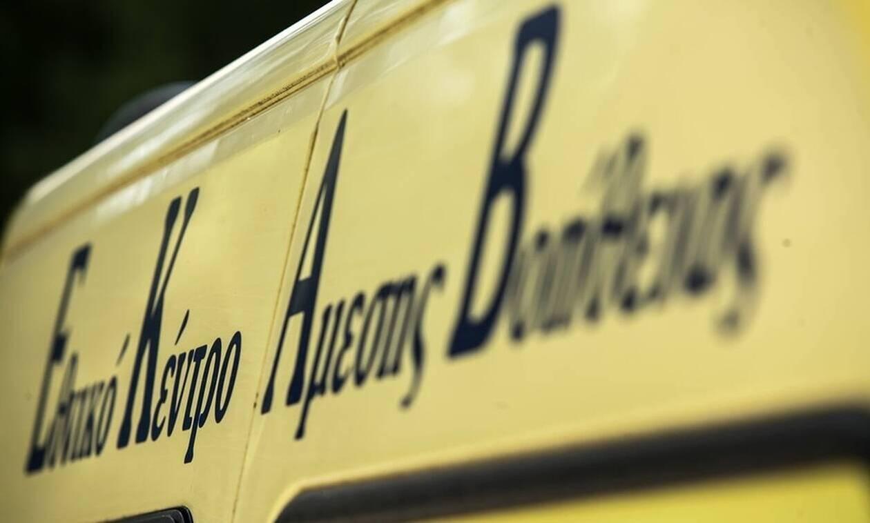 Κρήτη: Ανδρας συνεθλίβη από φορτηγό και στύλο της ΔΕΗ
